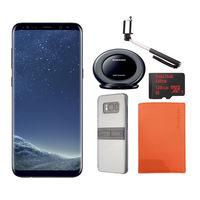 Samsung Galaxy S8 Smartphone, Midnight Black