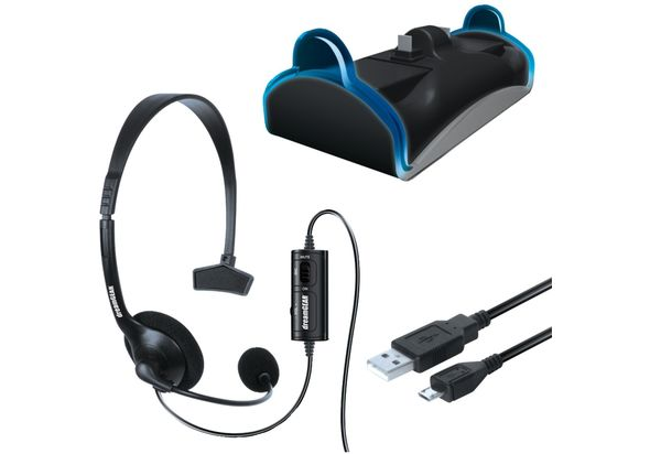 Dreamgear Game Bundle