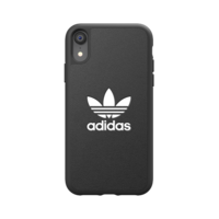 Adidas Moulded Case for iPhone XR, Black