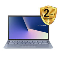 """Asus ZenBook 14 UX431FN i7 16GB, 512GB 2GB Graphic 14"""" Laptop, Silver"""