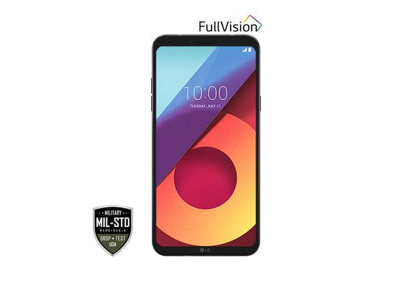 LG Q6+ M700A Smartphone LTE, Black