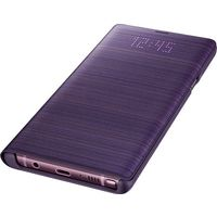 Pre Order Samsung Note 9 LED View Cover,  Purple