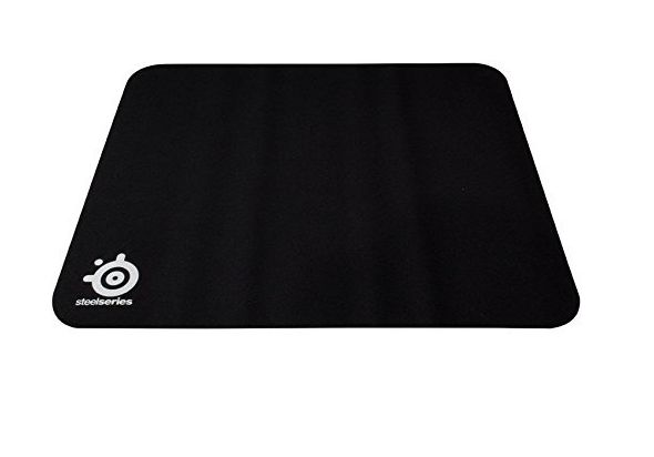 SteelSeries QcK+ Gaming Mouse Pad, Black