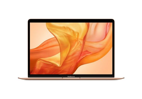 Apple MacBook Air 2019 13  i5 8GB RAM, 128 GB SSD, Arabic and English Keyboard, Gold