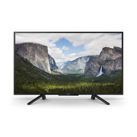 "Sony 50"" KDL50W660F 2k Android Smart TV"