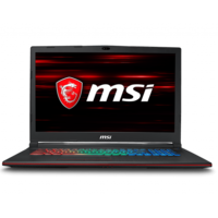 "MSI GP73 Leopard i7 16GB, 1TB+ 256GB, 6D 1060 17"" Gaming Laptop"