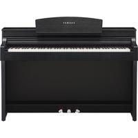 Yamaha Clavinova CSP-150 Digital Piano with Bench, Black Walnut