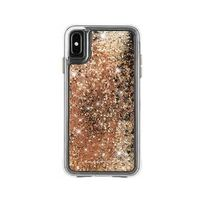 Case Mate Waterfall Case for iPhone Xs Max, Gold