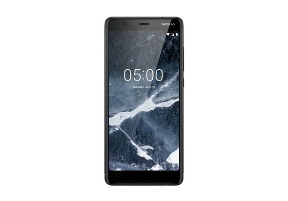 Nokia 5.1 Smartphone LTE,  Blue Copper