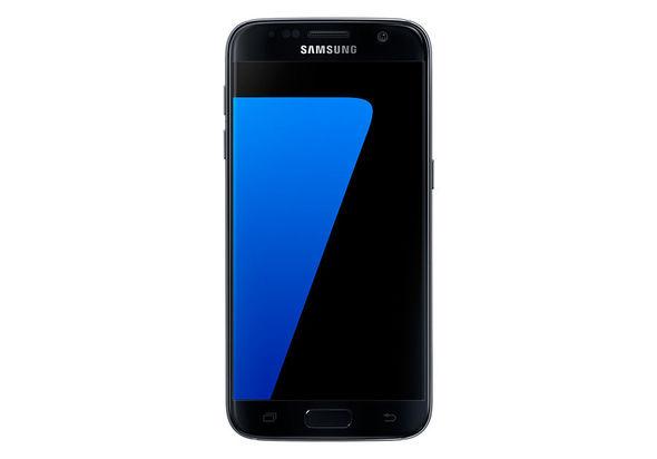 Samsung Galaxy S7 Smartphone, Dual Sim, 32 GB, Black Onyx