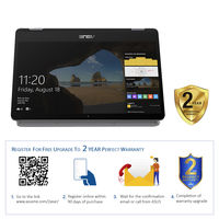"Asus VivoBook Flip 14 TP401MA 4GB, 64GB 14"" Laptop, Gray"