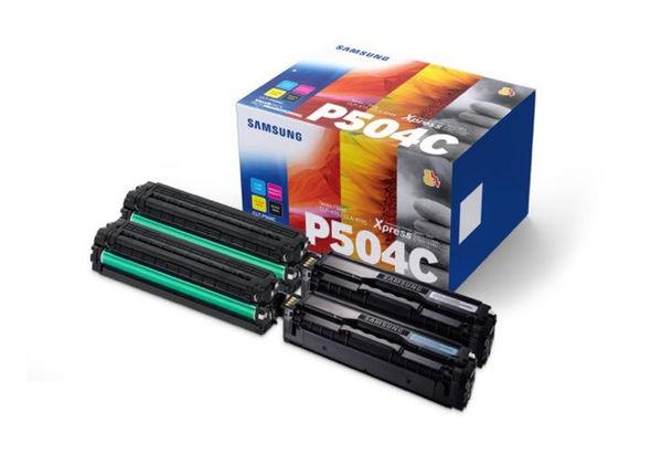 Samsung TP504C Toner Rainbow Kit