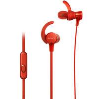 سوني , Sony EXTRA BASS , سماعة سونى الرياضية إكسترا باس, أحمر