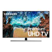 Samsung 55 Inches UA55NU8000KXZN Premium Smart 4K UHD TV