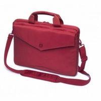 Dicota D30607 - CODE SLIM CASE 15 RED