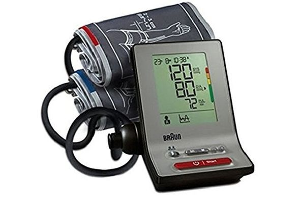 Braun BP6100 ExactFit 3 Blood Pressure Monitor