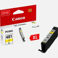 Canon CLI-481XL Yellow Ink Cartridge