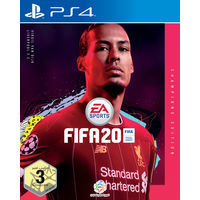 FIFA 20 for Champions Edition for PS4
