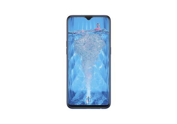 Oppo F9 4GB, 64GB Smartphone LTE,  RED