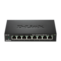 Dlink 8-Port Fast Ethernet Unmanaged Desktop Switch