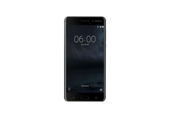 Nokia 6 Dual SIM Smartphone LTE, Matte Black