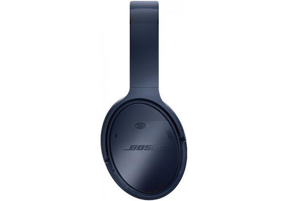 Bose QuietComfort 35 Wireless Headphones II, Triple Midnight
