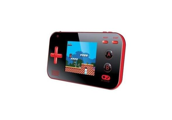 Dreamgear DGUN 2889 My Arcade Gamer V Portable Gaming System (Red/Black)