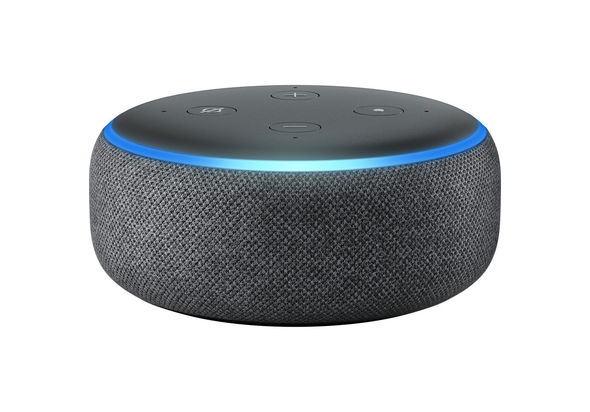Amazon Echo Dot 3rd Generation,  Charcoal