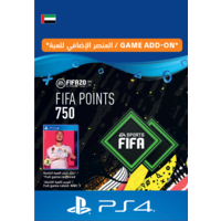 Sony 750 FIFA 20 Points Pack