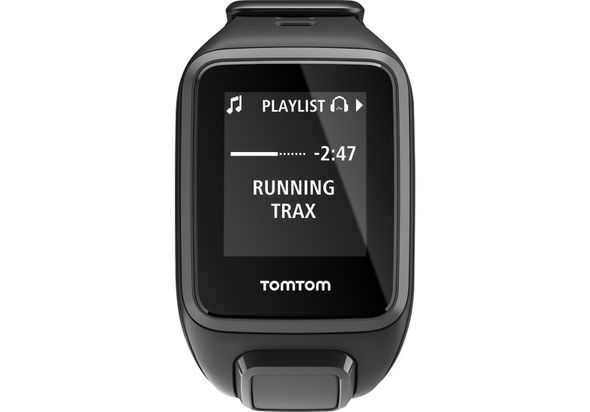 TomTom Spark Fit Music Small, Black