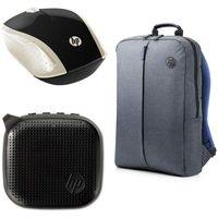 HP Value Backpack Bundle