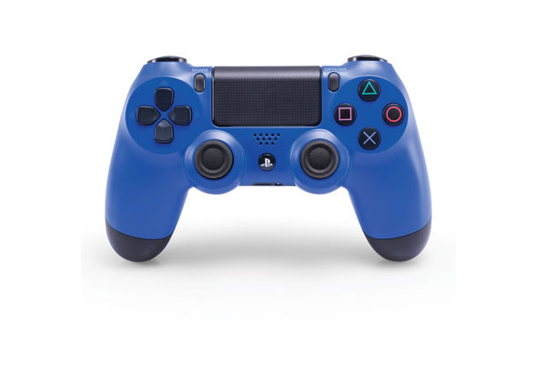 Sony PS4 DualShock 4 Wireless Controller, Blue
