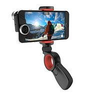"Olloclip Pivot for Smartphones 4"" -5.5"" , Black/Red"