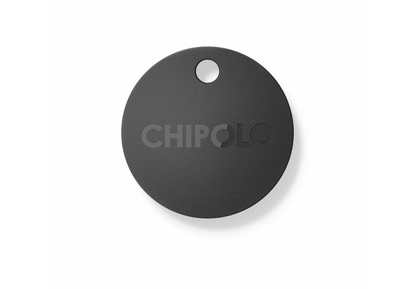 Chipolo Classic 2nd Generation Smart Finder,  Charcoal Black