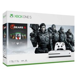 Microsoft Xbox One S 1TB Console with Gears 5 Bundle