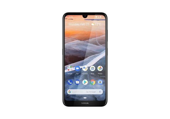 Nokia 3.2 Smartphone,  Iron Steel