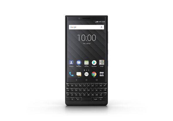 Blackberry Key 2 128GB Smartphone LTE, Black