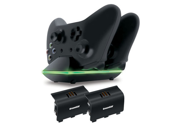 DREAMGEAR Xbox One Dual Charging Dock