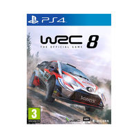 WRC 8 for PS4