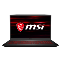 "MSI GF75 Thin 10SCSR 10750H i7 16GB, 512GB GTX 1650 Ti, GDDR6 4GB Graphic 17"" Gaming Laptop"