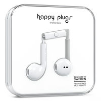 Happy Plugs Earbud Plus, White