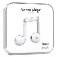 Happy Plugs Earbud Plus, White