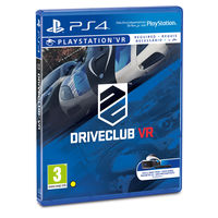 Driveclub for PS4 VR