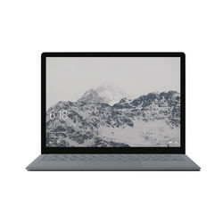 """Microsoft Surface Laptop with Touch i5 4GB, 128GB 13.5"""" , Platinum"""