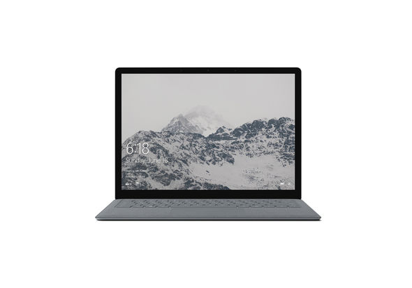 Microsoft Surface Laptop with Touch i5 4GB, 128GB 13.5  , Platinum