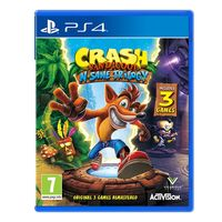 Crash Bandicoot for PS4