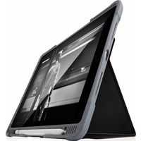 STM Dux Plus Ultra Protective Case for Apple iPad 9.7 6th Gen, Black