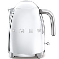 Smeg KLF03SSUK Kettle 1.7 L, Chrome