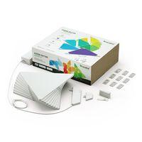 Nanoleaf Light Panels, Rhythm Edition Smarter Kit, 9 Panels