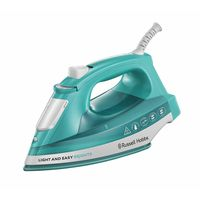 Russell Hobbs 24840 Light & Easy Brights Iron, Aqua